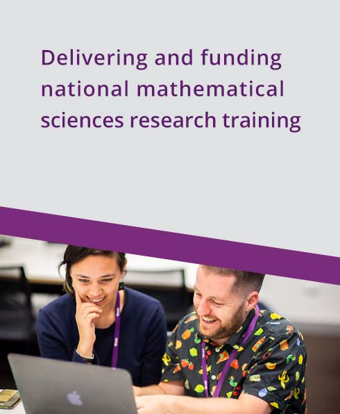 Delivering and funding national mathematical sciences research training
