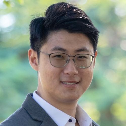 AMSI scholarship recipient profile: Larry Cai