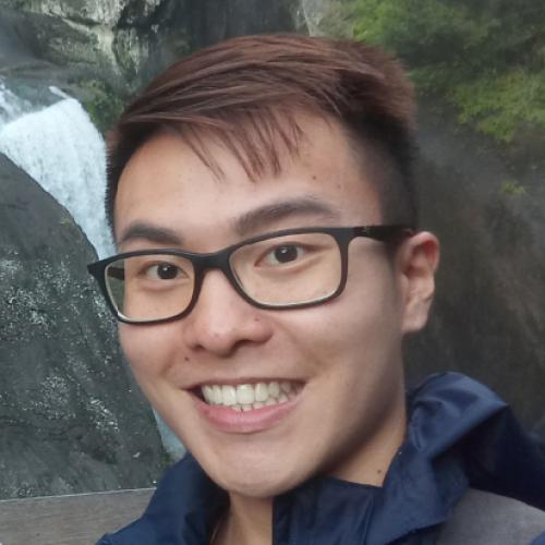 AMSI scholarship recipient profile: Andy Tran