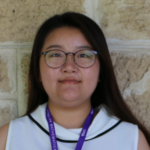 CHOOSEMATHS Grant recipient profile: Vivian Zheng