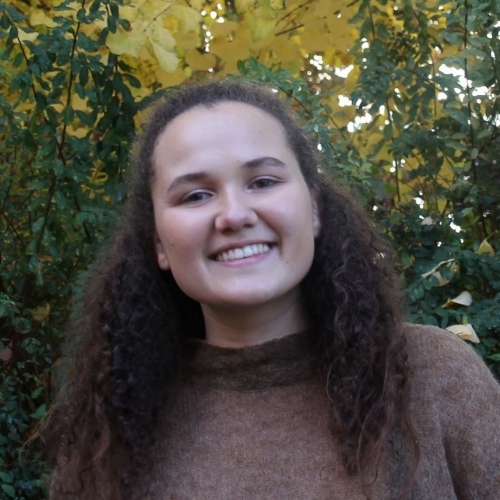 AMSI scholarship recipient profile: Anastassia Demeshko