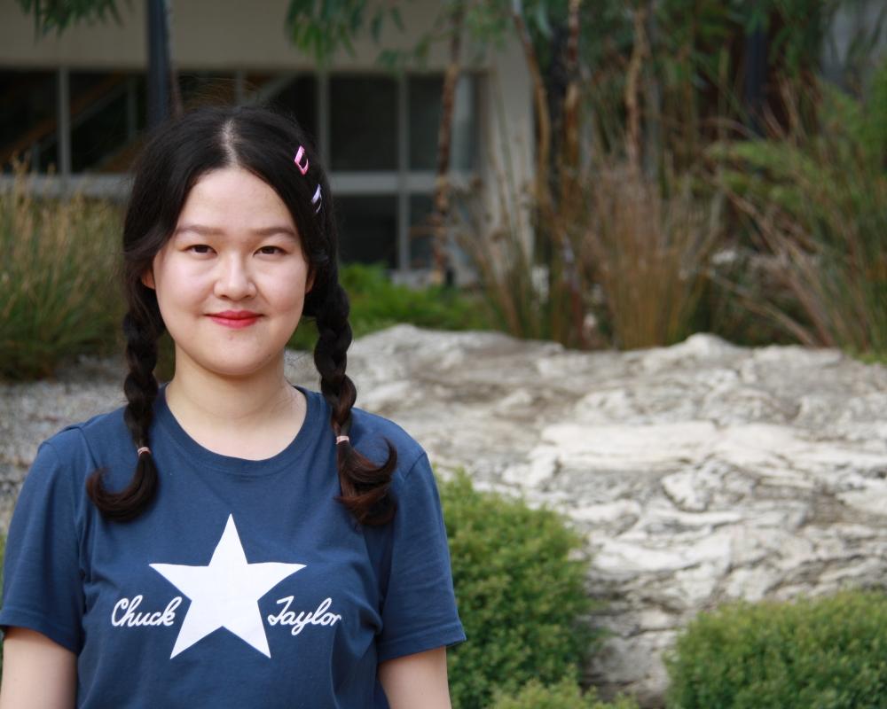 CHOOSEMATHS Grant Recipient: Xiangyuanchai Guo